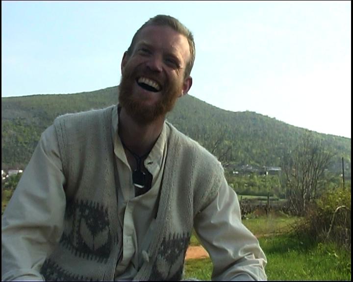 Tom Smiling